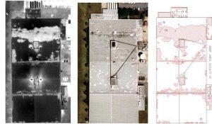 тепловизионное обследование плоских кровель / крыш (битумных и мембранных) в Уфе